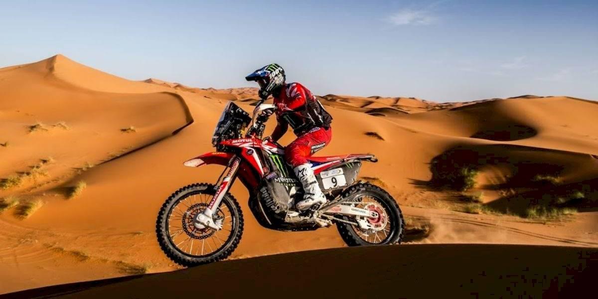 José Ignacio Cornejo busca la superación en el Dakar 2020