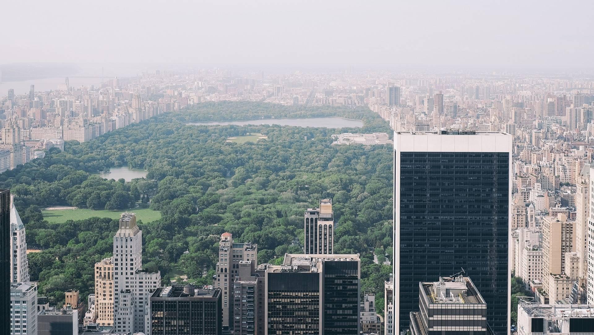 Vivir rodeado de naturaleza en las ciudades aumenta la esperanza de vida de sus habitantes