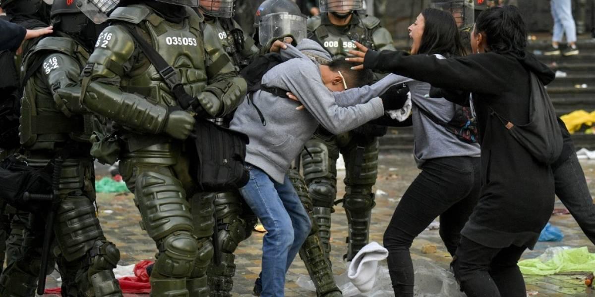 Tres personas han muerto en protestas contra el gobierno de Duque en Colombia