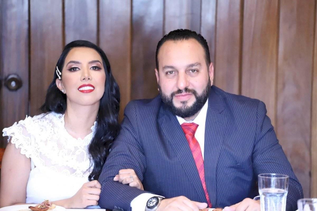 Matrimonio civil Regalado Martínez. Foto: Jaime Regalado