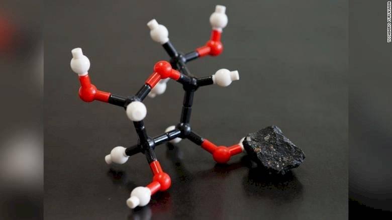 La NASA encuentra azúcar en meteoritos que se estrellaron contra la Tierra