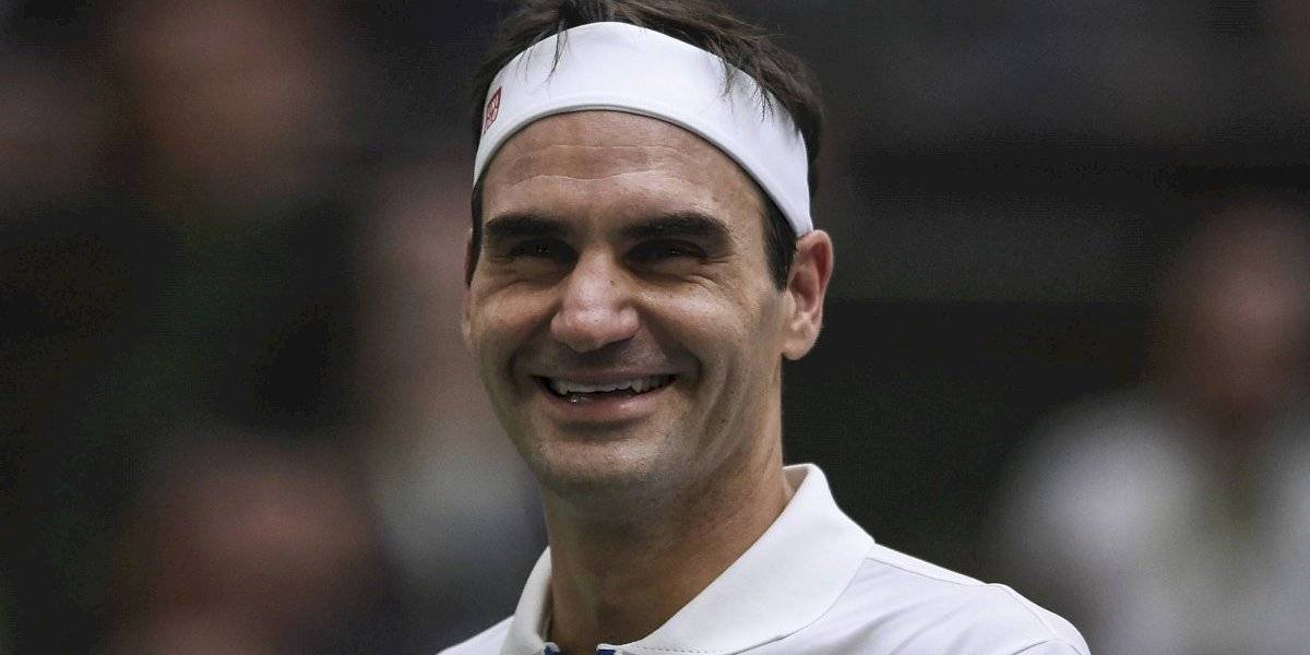 10 cosas que no sabías de Roger Federer