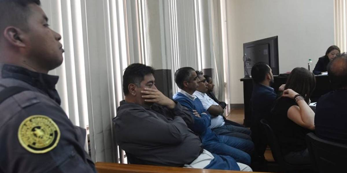 """Tribunal condena a tres por el caso """"Construcción y corrupción"""""""
