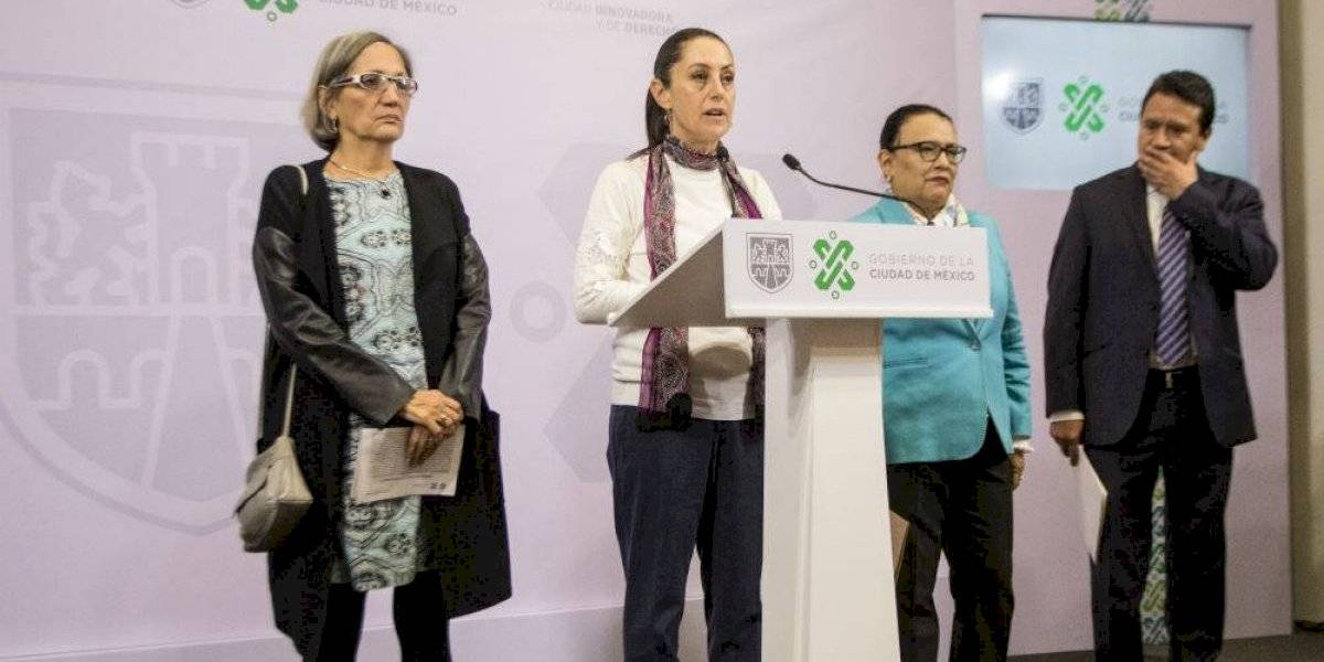 Claudia Sheinbaum formalizará alerta por violencia de género el próximo lunes