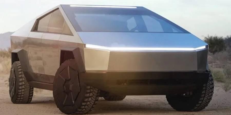 Elon Musk hace el ridículo: rompen vidrio blindado de su nueva camioneta en plena presentación