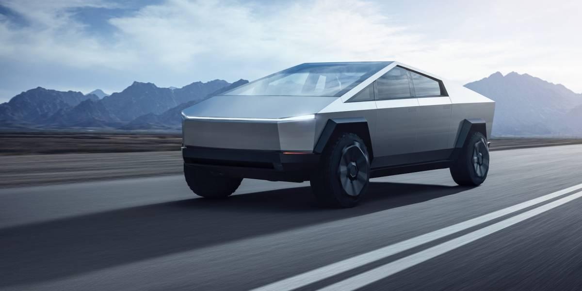 """Cybertruck, el nuevo """"tanquecito"""" de Tesla"""
