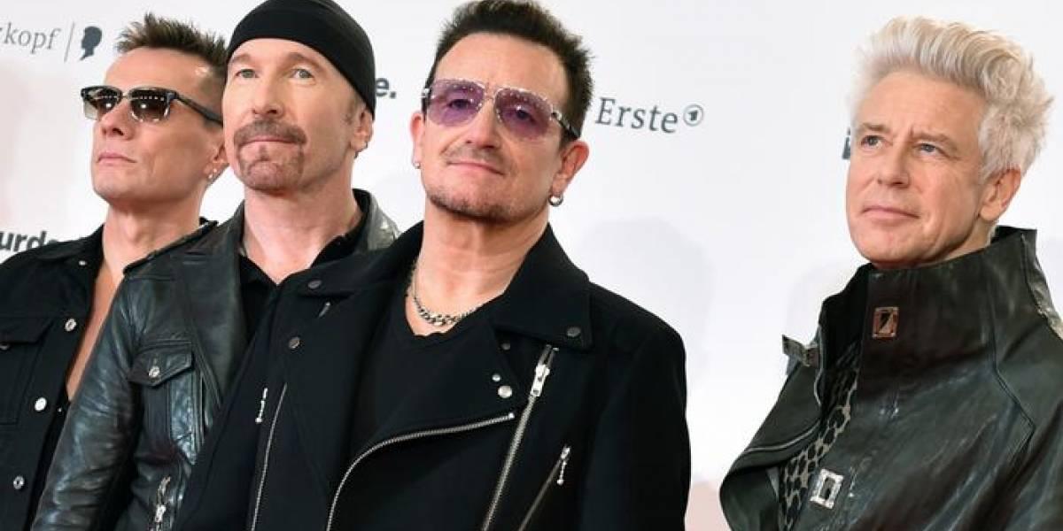 U2 se convierte en la banda de la década en cuanto a giras