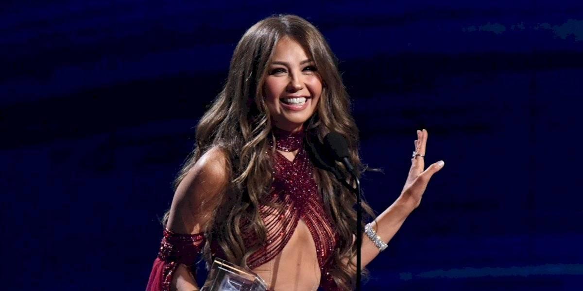 Video de Thalía bailando en toalla se vuelve viral