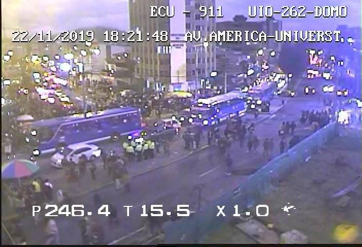 ECU 911 actualiza informe sobre lo sucedido en el Centralazo ECU 911