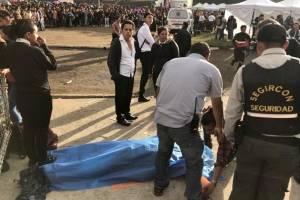 Una mujer falleció durante incidentes en el 'Centralazo'