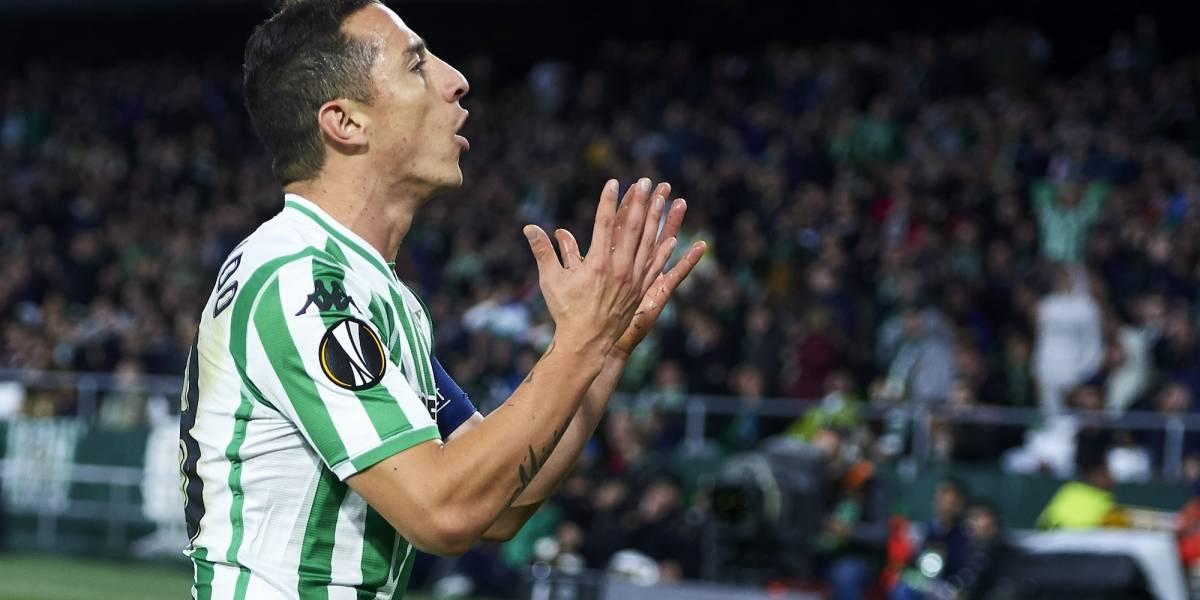 Con Guardado como titular, Betis se impuso al Valencia