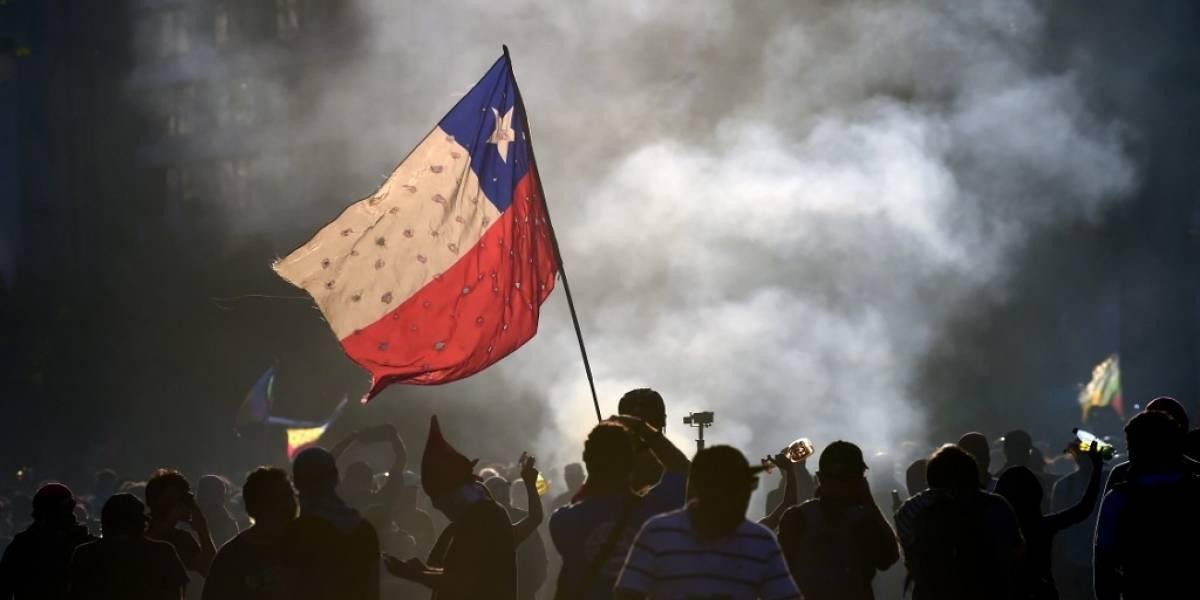 Aumenta a 23 la cifra de muertos por protestas y enfrentamientos en Chile