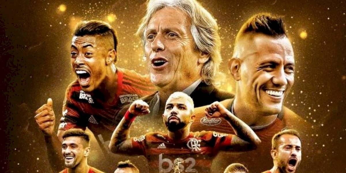 Gabigol, Bruno Henrique, Rafinha, Filipe Luis y más: Los baluartes del millonario Flamengo campeón de América