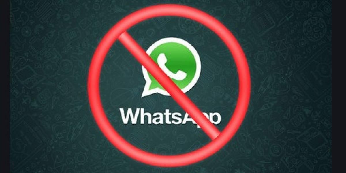 ¡Sorpresa! Desde ahora, WhatsApp te avisará cuando alguno de tus contactos te haya bloqueado