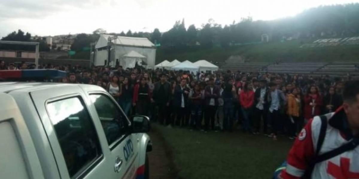 FEUE-UCE envía nuevo comunicado sobre el 'Centralazo'