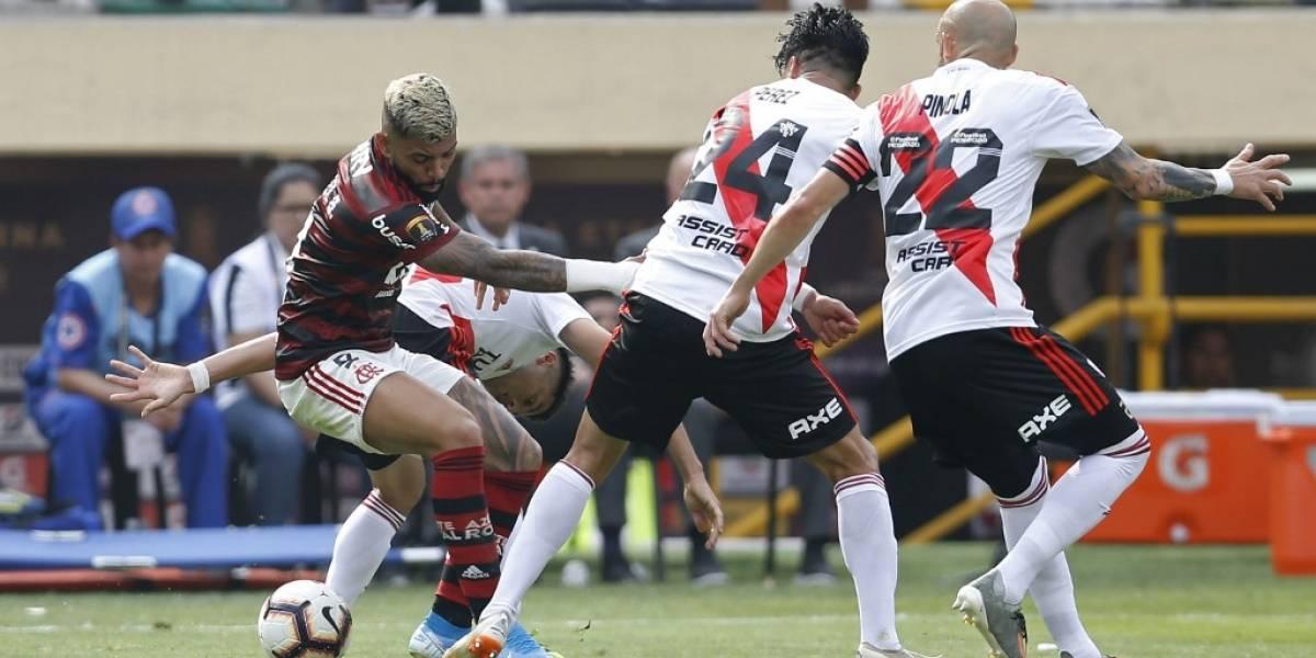 FOTO. Gabriel Barbosa comete una acción imperdonable previo a la final de la Libertadores