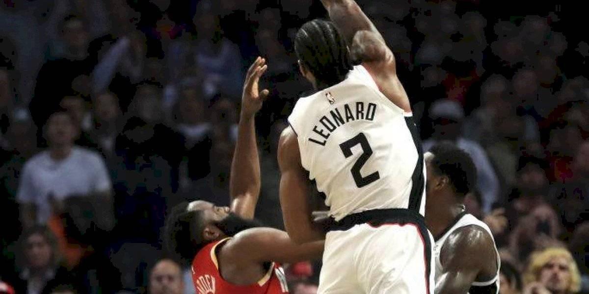 NBA: Leonard y compañía salieron victoriosos en duelo de estrellas contra Harden y Westbrook en triunfo de los Clippers
