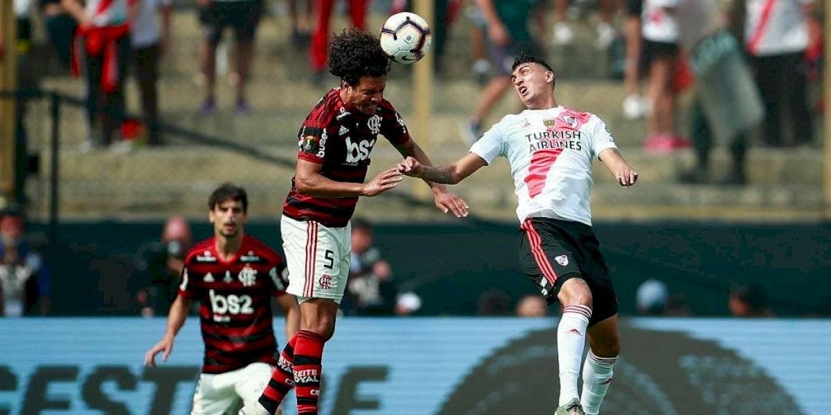 Minuto a minuto: Flamengo y River Plate se ven las caras en la final de la Copa Libertadores 2019
