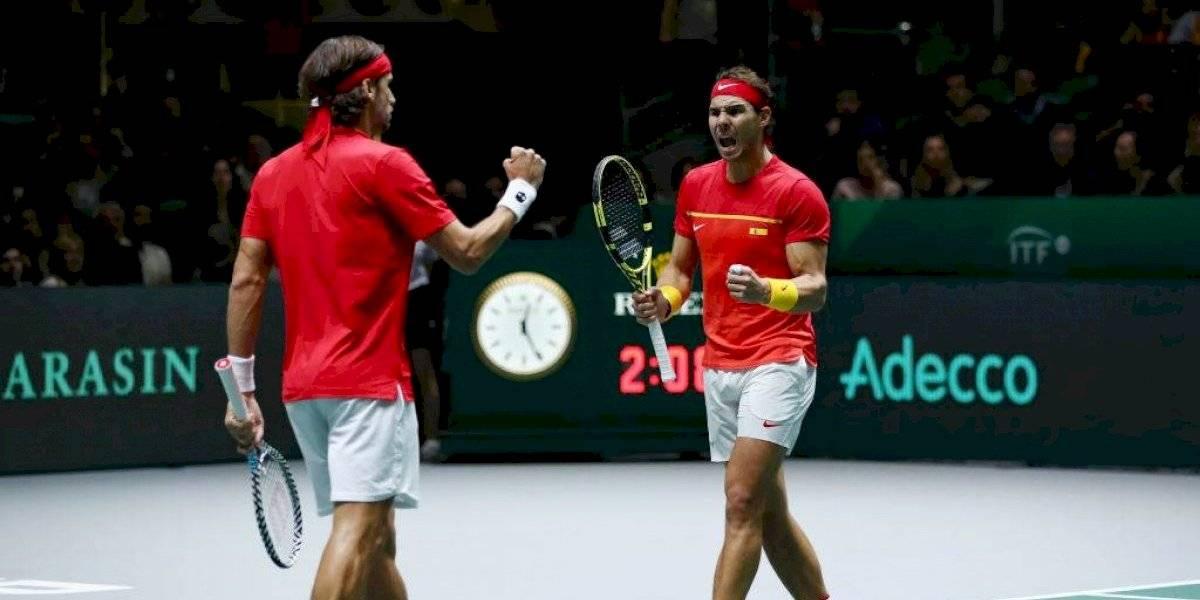 España derrotó a Gran Bretaña en un electrizante dobles y se enfrentará a Canadá en la final de Copa Davis
