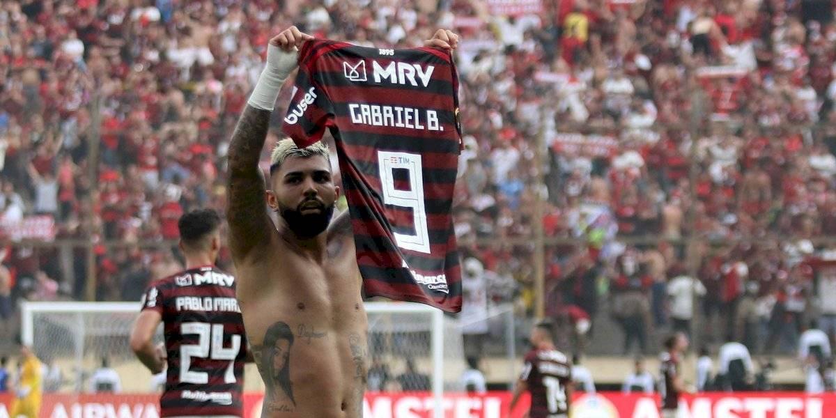 VIDEO: El doblete de Gabigol en la final de la Copa Libertadores 2019