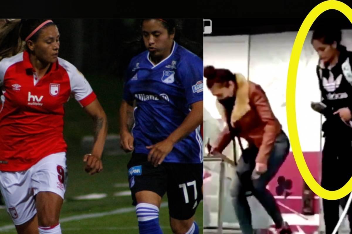 VIDEO | La jugadora de la Liga Femenina de Colombia que ...