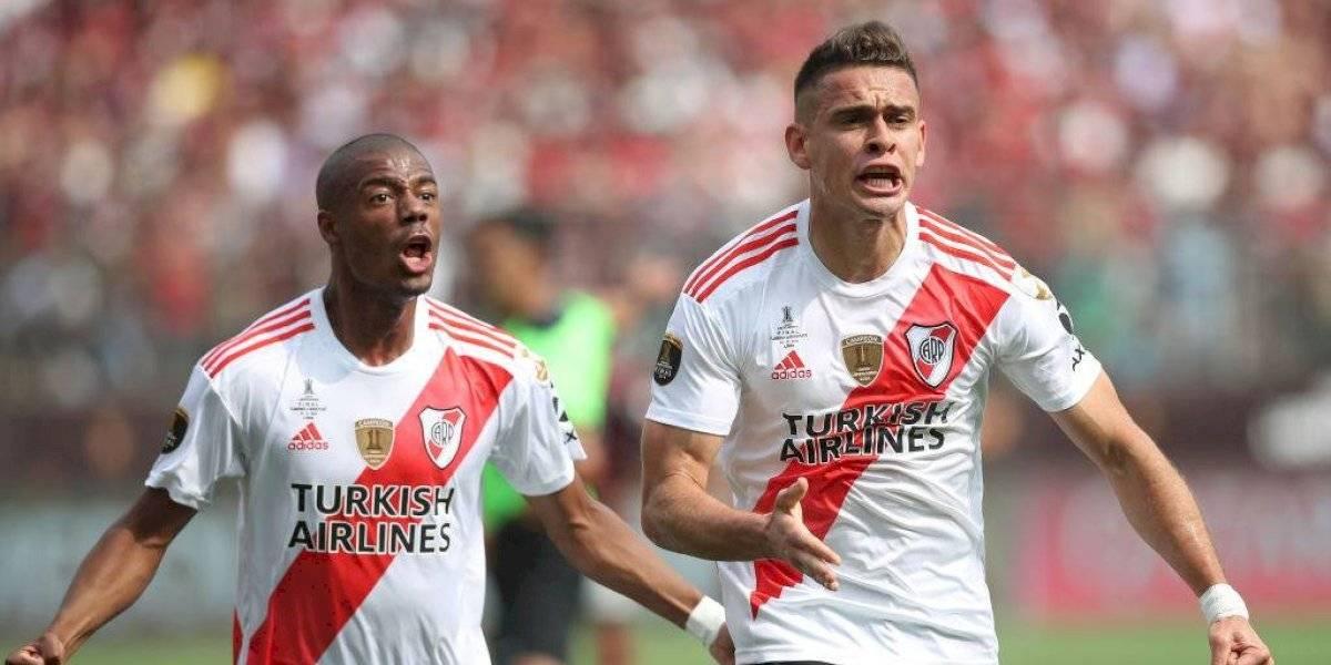 River Plate vs. Banfield | El Monumental en pleno