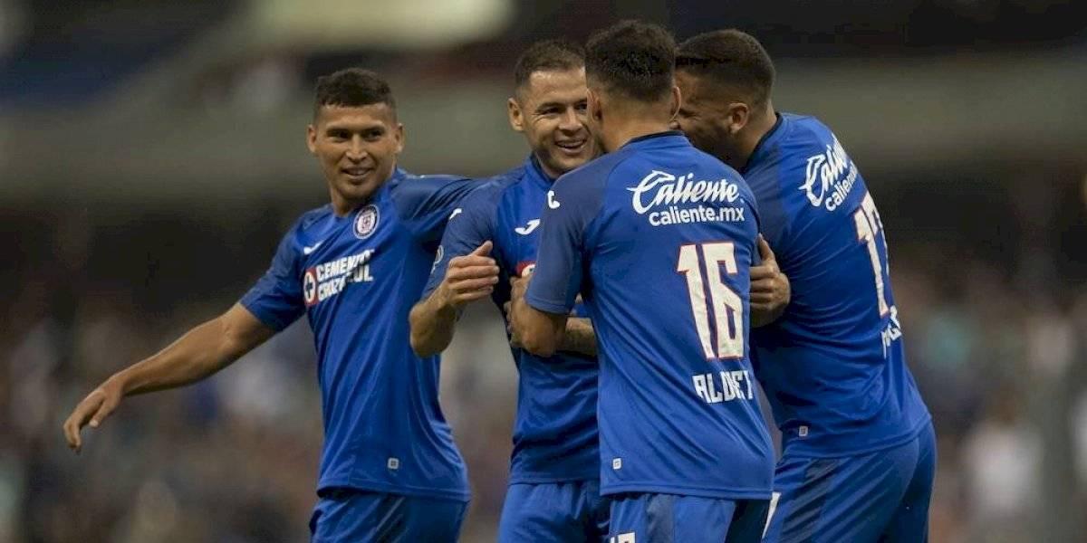 Cruz Azul cierra el torneo con victoria sobre el Atlético de San Luis