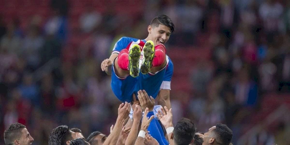 Pulido asegura vivir un sueño con su virtual título de goleador