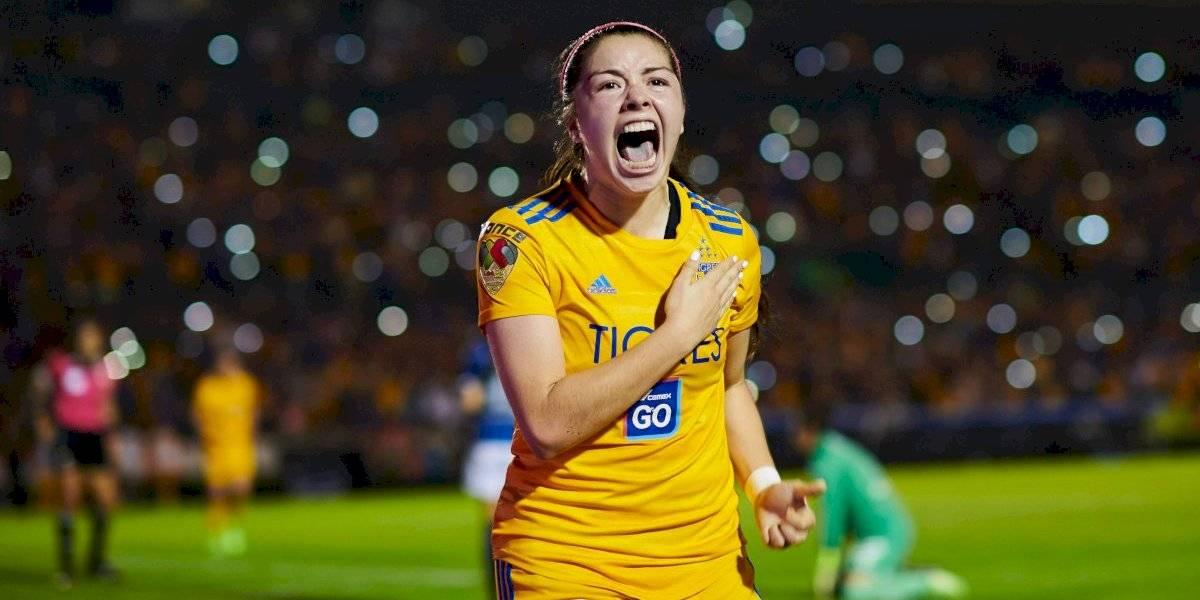 Tigres femenil, a la cuarta final de cinco torneos existentes