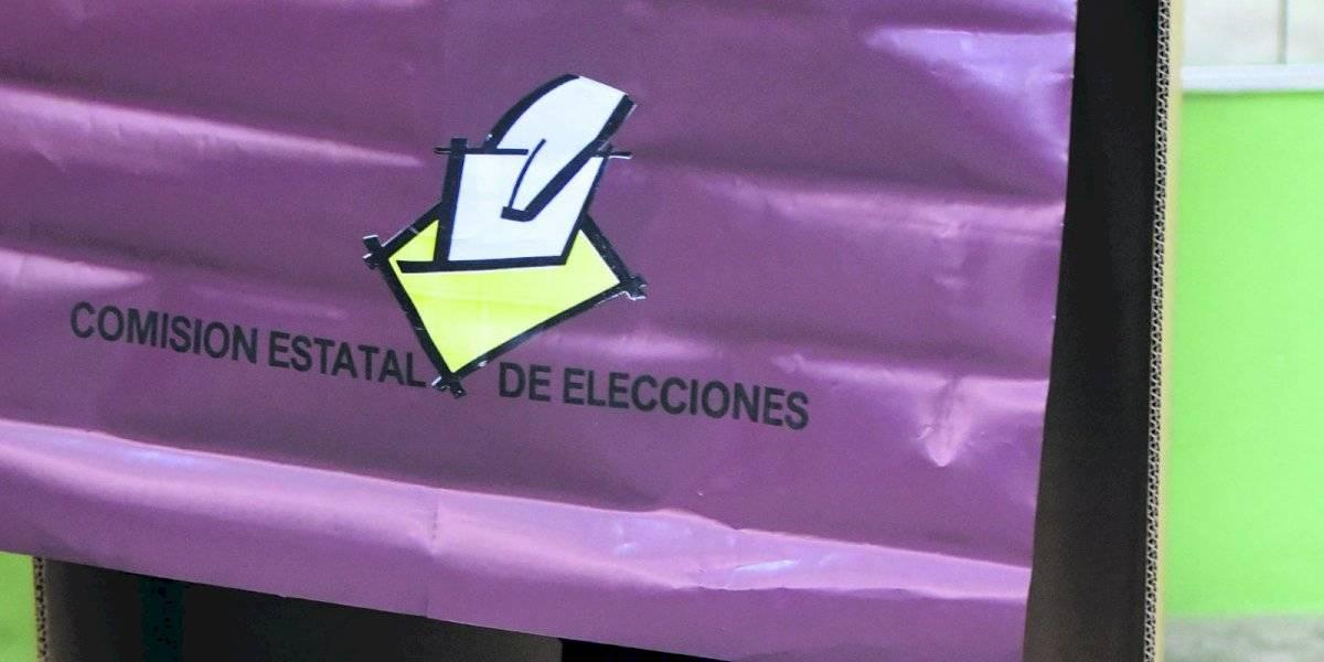 "Comisionado PPD advierte sobre ""peligro"" de voto electrónico"