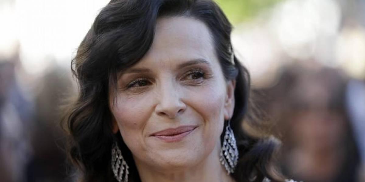 Juliette Binoche chega ao Brasil como atração dos 30 anos da Imovision