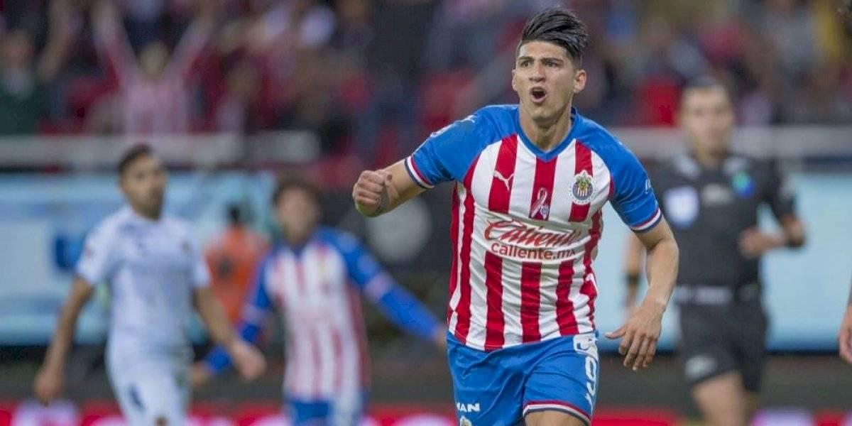 Alan Pulido, sexto campeón de goleo en la historia de Chivas