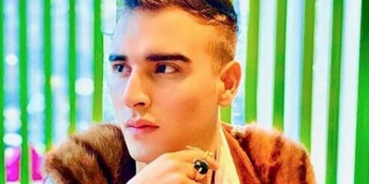 Sobrino de María Félix crea polémica por desnudos y hablar de Frida Sofía