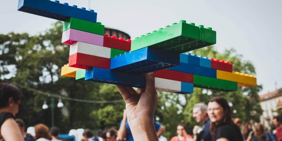 Construye tu nave espacial y conviértete en un legonauta