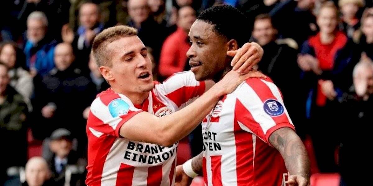 PSV, de 'Guti', vuelve al triunfo tras vencer al Heerenveen