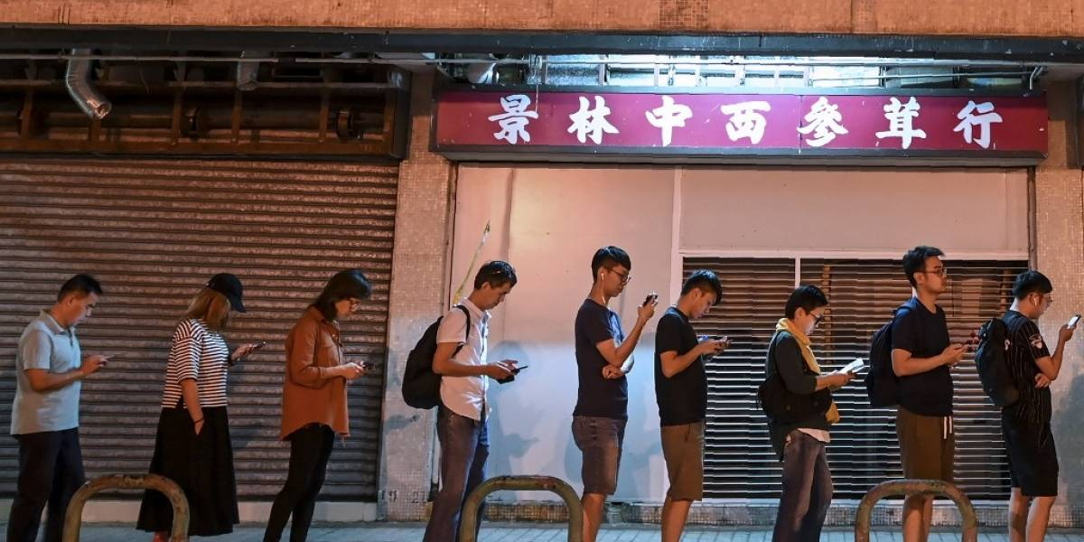 Hong Kong vota en elecciones locales tras meses de protestas