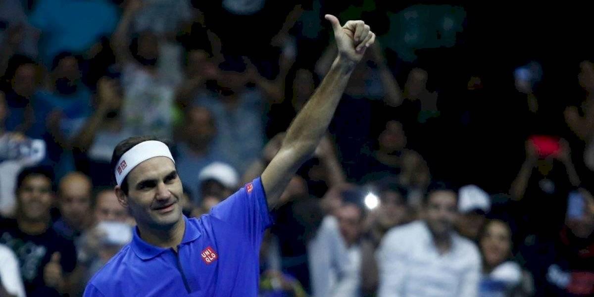 """Roger Federer y los que nunca ganaron un Grand Slam: """"Ríos y Nalbandian podrían haber ganado uno"""""""