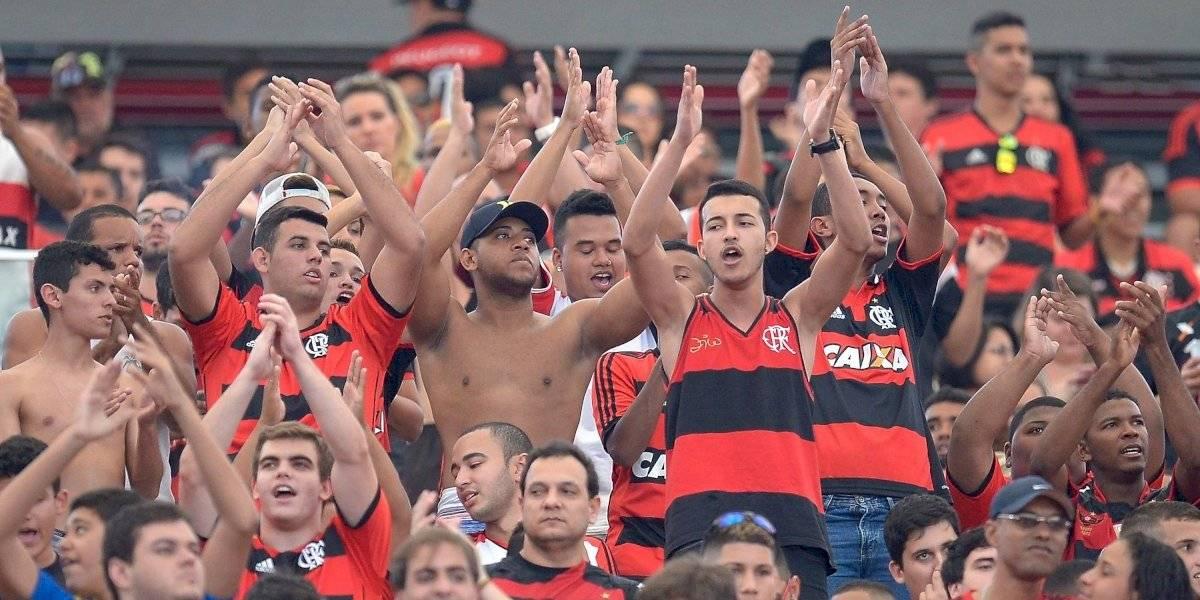 Aficionado del Flamengo muere al gritar gol del título ante River