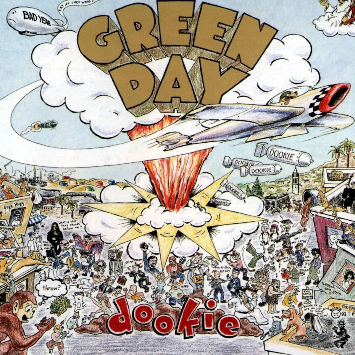Dookie de Green Day