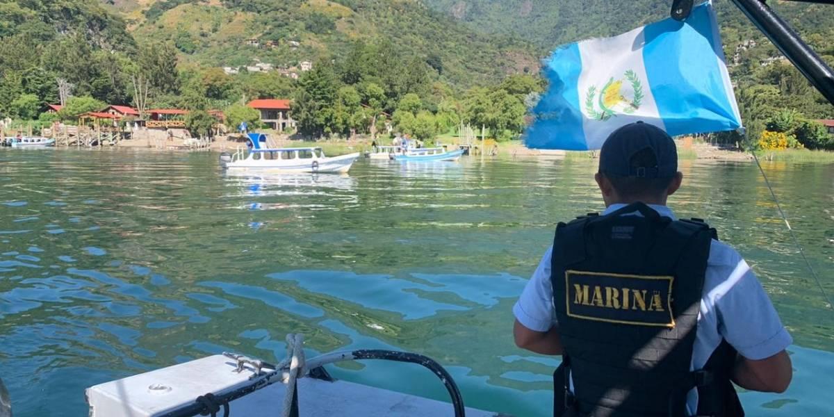 Monitoreo submarino podría localizar a lanchero en el lago de Atitlán