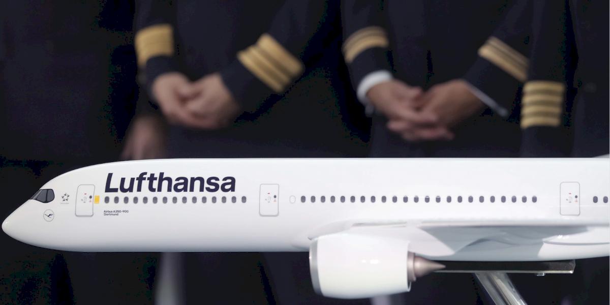 México, uno de los mercados más importantes para Lufthansa