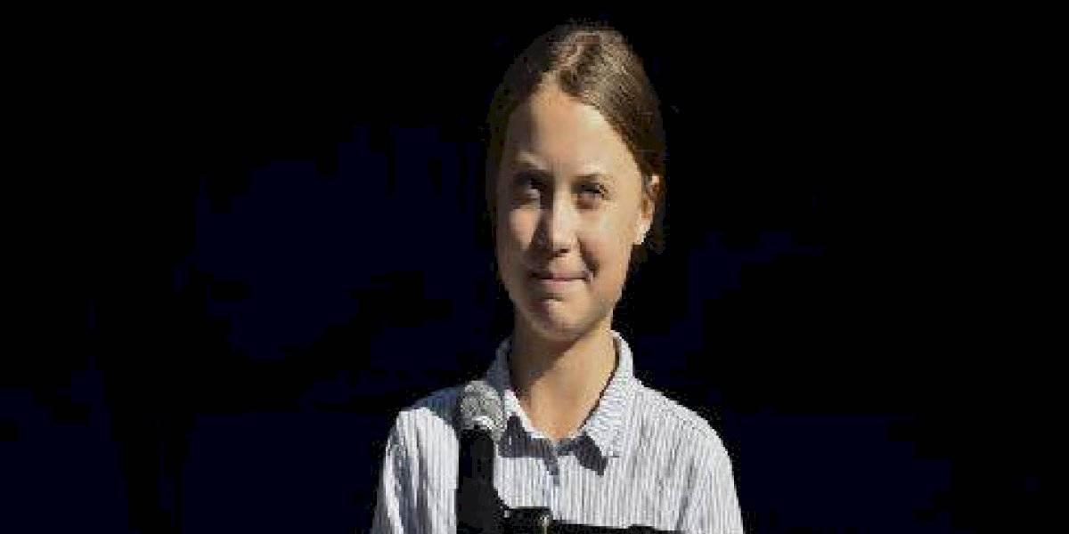¿Es Greta Thunberg una 'viajera del tiempo'?