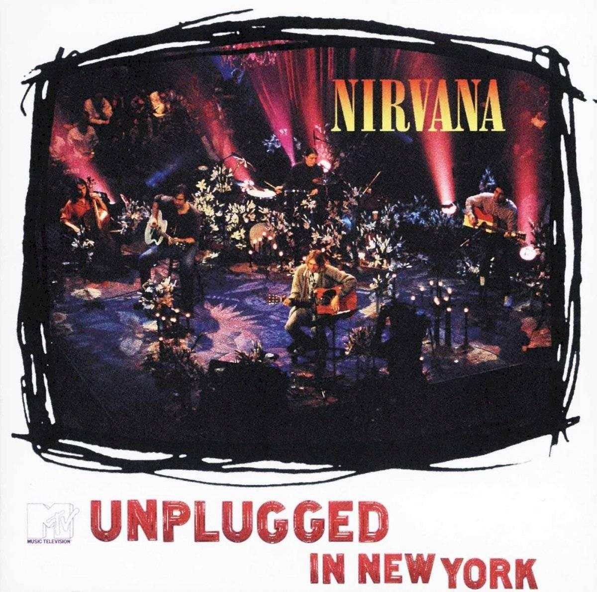 MTV Unplugged in New York de Nirvana