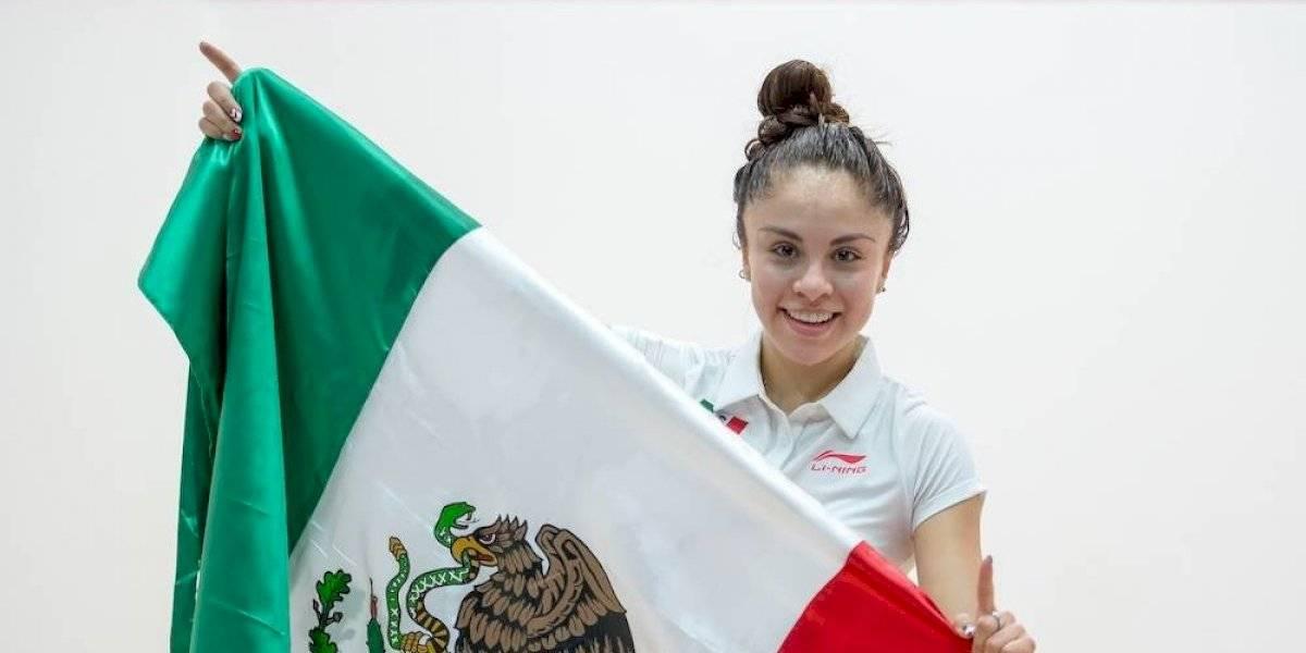 Paola Longoria lidera a mexicanas que avanzan en el Florida Open