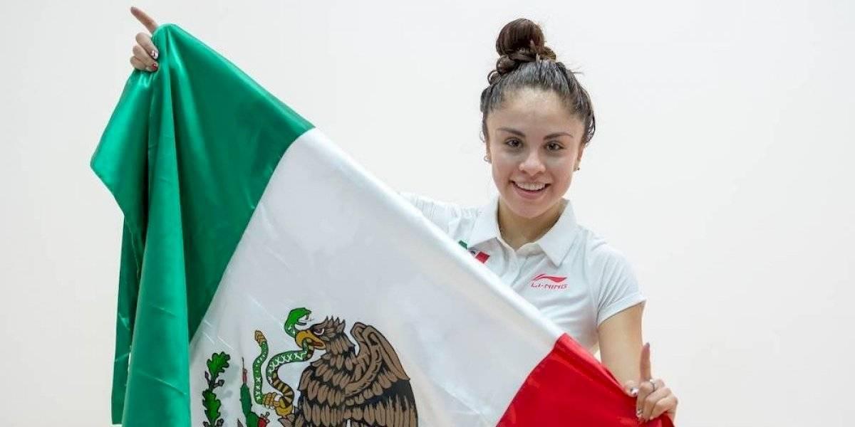 Paola Longoria conquista su título 101