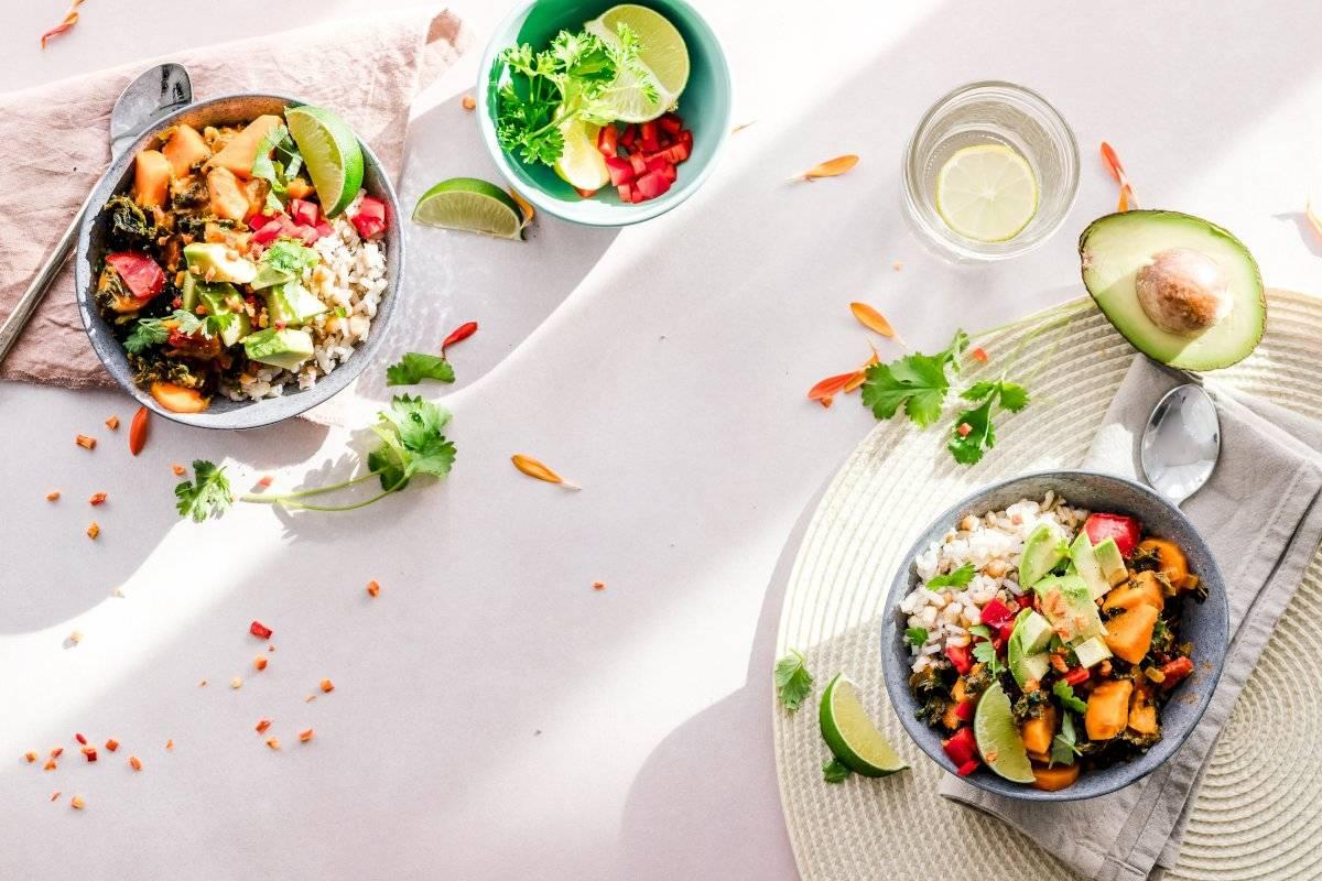 dieta vegetais verdura salada