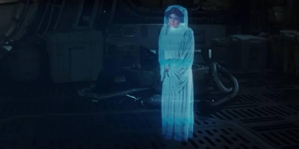 Star Wars inspira a ingenieros a crear imágenes 3D que se tocan y escuchan