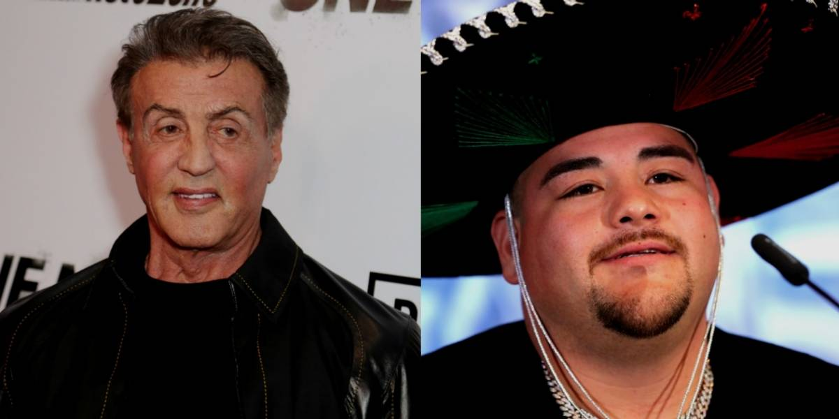'Él es el verdadero Rocky': Sylvester Stallone sobre Andy Ruiz
