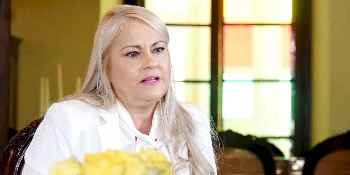 Wanda Vázquez acude a la escuelita de la estadidad