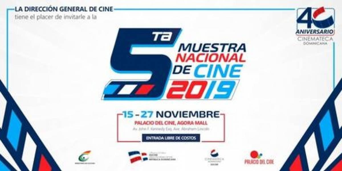 """Ministerio de Cultura, la Dirección General de Cine y Palacio del Cine presentan la """"5ta Muestra Nacional de Cine"""""""